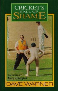 Cricket's Hall Of Shame