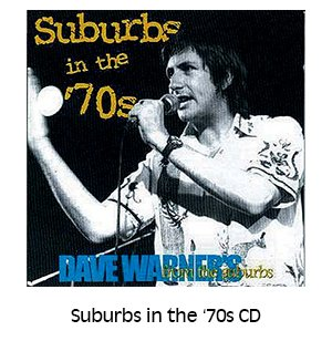 Suburbs In The 70s CD