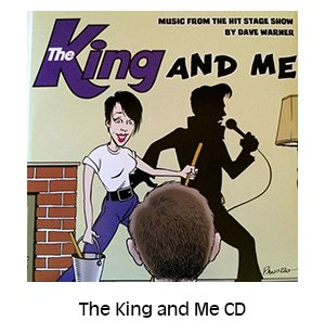 The King & Me CD