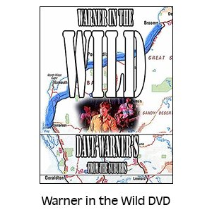 Warner in The Wild DVD