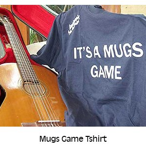 Mugs Game T-shirt