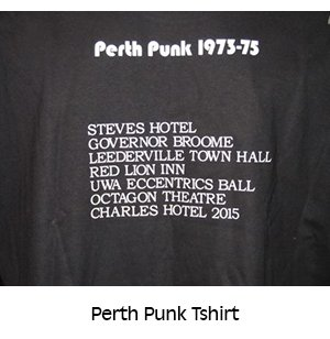 Perth Punk T-shirt